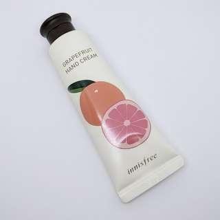 Innisfree Jeju Perfumed Hand Cream 30ml - Grapefruit
