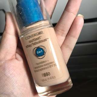 Covergirl 3-in-1 foundation