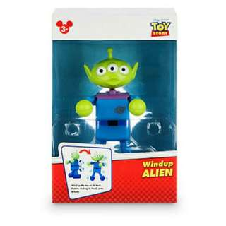 Wind up Alien Toy Story Disney Theme Park Merchandise