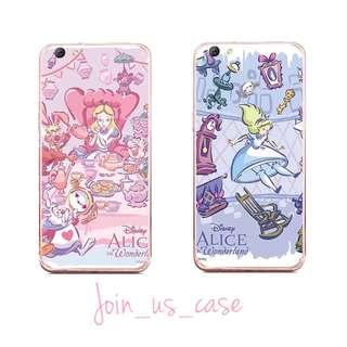 Alice手機殻(6/6s/6+/6s+/7/7+/8/8+/X)