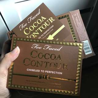 Too Faced Cocoa Contour NEW