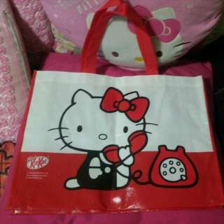 Hello Kitty Recycle Bag