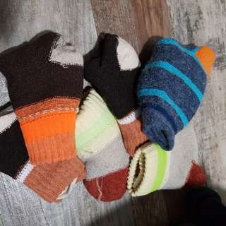 Winter Socks for size 37 to 39