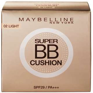 Maybelline Super BB Cushion in Light 02