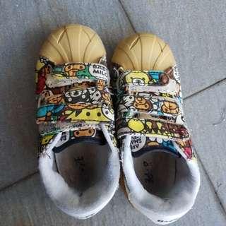Bathing Ape Kids Shoes