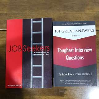 Job Seekers Books