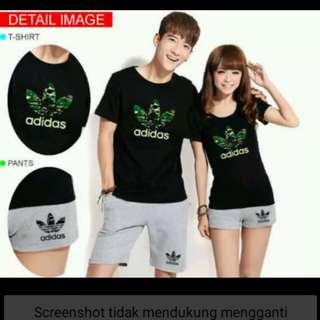 Couple stelan adidas army
