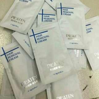 Pilaten Hair Remover Cream Sachet