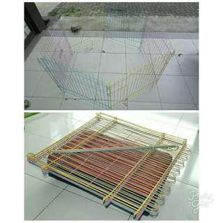 Kandang octagon a444
