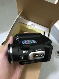 MAX. DV7 錄影機