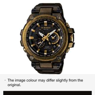 Casio G-SHOCK Limited Edition MTG-S1000BS-1AER - ONLY 500 MADE