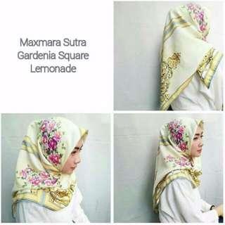New hijab maxmara sutra square