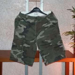 Old Navy Camo Cargo Shorts For Kids (12)