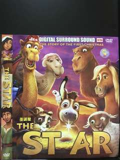 Dvd English movie, The Star