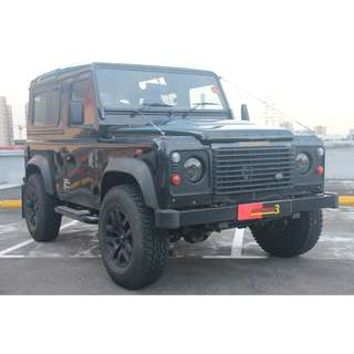 Land Rover Defender 90 Diesel Manual