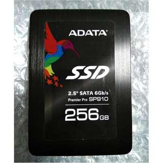 威剛 ADATA 256GB SP910 SSD 固態硬碟