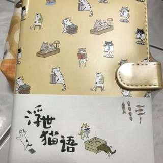 貓咪筆記本#新春八折