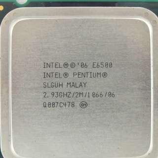 Intel Pentium E6500 @ 2.93GHz