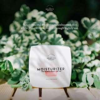 The Beauty Recipe Moisturizer Whitening Cream