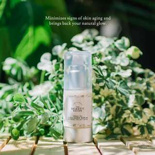 The Beauty Recipe Collagen Serum With Green Tea