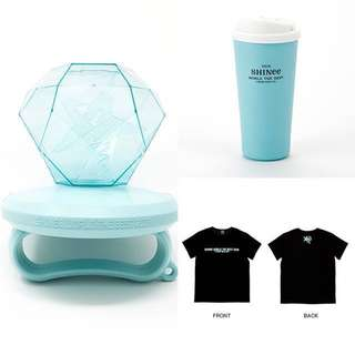 *CLOSED* [GO] SHINee WORLD THE BEST 2018~FROM NOW ON~ Merchandises