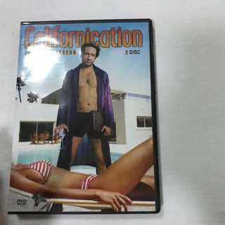 Californication The First Season - 2 DVD Set