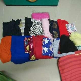 Mix clothes
