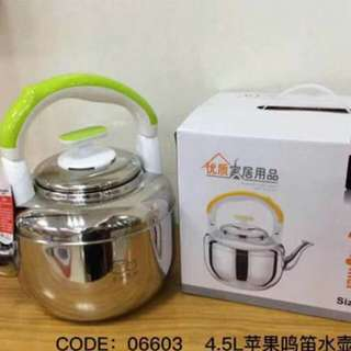 Whistling kettle high quality makapal