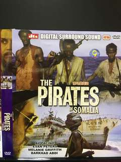 Dvd English movie, The Pirates Of Somalia