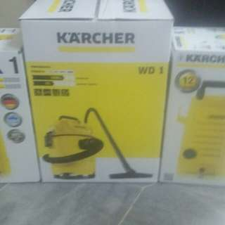 Karcher wet and vacuum WD1