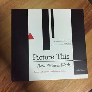 [BN] Picture This by Molly Bang (Graphic Design, Visual Arts, Illustrations, Books)
