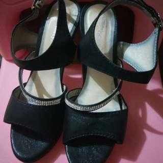 Sepatu Sendal high-heels ICONinety9