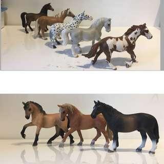 Horse Figures