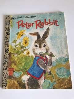 Peter Rabbit - Little Golden Book