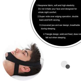 Anti Snoring Chin Support