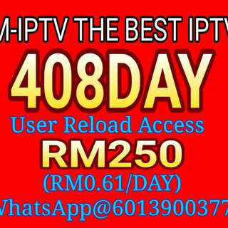 408DAY M-IPTV/HOAHD USER RELOAD ACCESS