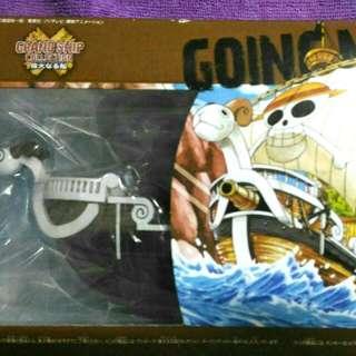 海賊王組合模型/小海螺行動電源/防磁卡包