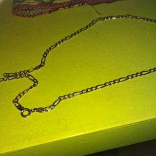Real silver chain. Fargo