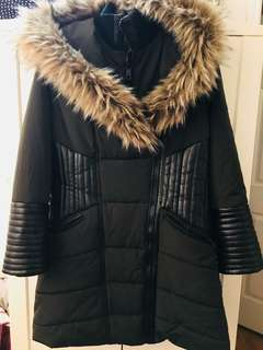 Army colored Parka - Women's Jacket