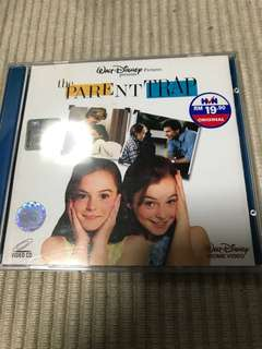 VCD Disney Parent Trap