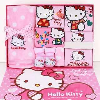 Hello Kitty Newborn gift