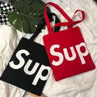 Supreme Tote Bags