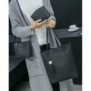 3n1 Tassel Bag