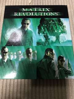 VCD Matrix Revolution