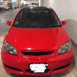 Toyota Vios Manual 1.5