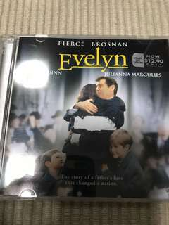 VCD Pierce Brosnan EVELYN
