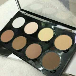 NYX Hightlight & Contour Pallette Pro