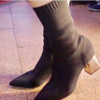 襪靴 買錯尺寸便宜賣