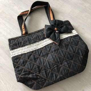 Thailand naraya square handbag (large)