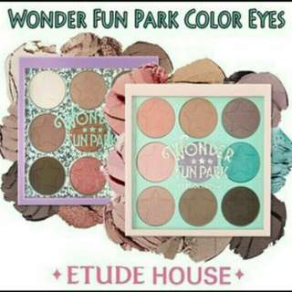 Etude House Wonder Fun Park Eye Pallette